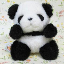パンダのぬいぐるみたけのこプチパンダ【定型外郵便物対応商品】