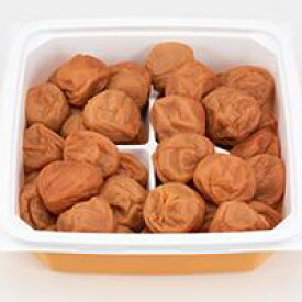 ご自宅用梅干 りんご酢の梅 塩分3% 850g【りんご酢使用】