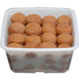 大玉うす塩味梅 はちみつ入り【送料無料】1.6kg 塩分8%