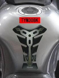【メール便送料無料・代引不可】 TYM-308K Keiti タンクパッド YAMAHA ヤマハ