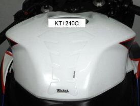 【メール便送料無料・代引不可】KT1240C Keiti タンクパッド HONDA KAWASAKI YAMAHA 汎用