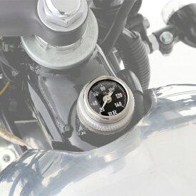 93261 DAYTONAディップスティック油温計 SR400 SR500 SR400FI 黒