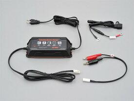 95027 デイトナ 二輪専用 スイッチングバッテリーチャージャー12V 回復微弱充電器