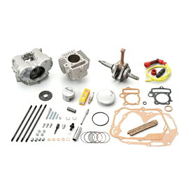 93024 デイトナ フィンガーフォロアー DOHC ボア&ストロークアップキット(124.8cc)モンキー/ゴリラ(12V)