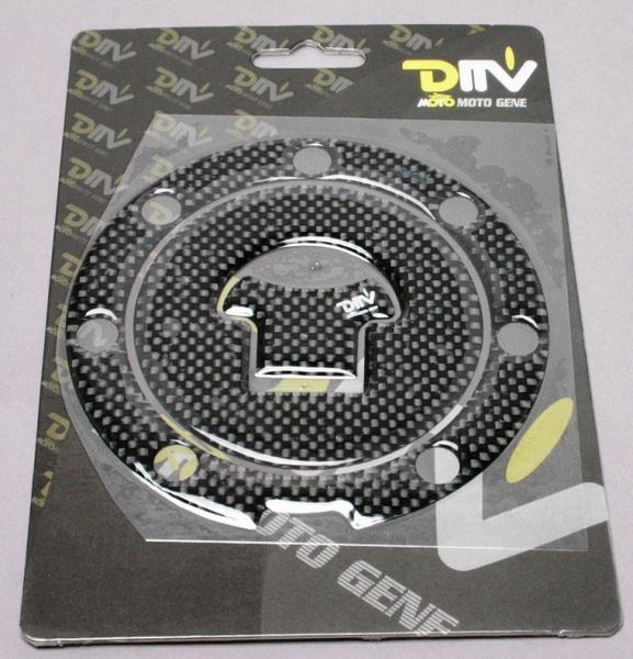 【メール便送料無料・代引不可】DIMOTIV カーボンタンクキャップパッドCB1300SF X4 VFR1200 CB1100 VTR1000F CBR1000RR CBR900/929/954RR CBR600RR CB400SF/SB ホーネット250 CRM250R/AR MBX50/F 82-85 NS-1 NSR50 CBR150