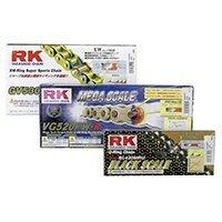 RKチェ−ン 428R-XW-120 鉄色
