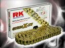 RKチェ−ン GV520X-XW-110 ゴールド 520-110
