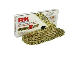 RKチェ−ン GV520R-XW 110L ゴールド 520-110