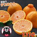 デコ みかん 1.5kg 訳あり 送料無料 デコみかん デコポン 同品種 熊本県産 旬 の みかん 柑橘 産地直送 取り寄せ 箱 …