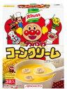 Knorr クノール それいけ!アンパンマン コーンクリーム 3袋入り×6