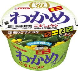 エースコック ミニわかめラーメンごま・しょうゆ38g 1箱(12個入り)