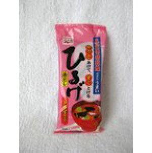【1ケース】 永谷園 ひるげ 赤みそ 味噌汁 ドライタイプ 60食 (6食×10袋)