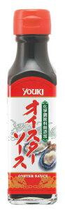 ユウキ 化学調味料無添加 オイスターソース 145g