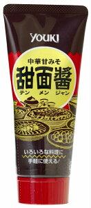 ユウキ 中華甘みそ 甜麺醤 チューブ 100g テンメンジャン