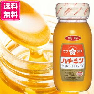 加藤美蜂園 サクラ印 純粋 はちみつ 1kg 12本 瓶