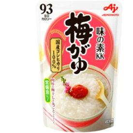 .【1ケース】 味の素 おかゆ レトルト 梅がゆ 250g 9個(1箱)