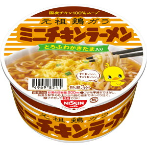 日清 チキンラーメン ミニ 38g 12個
