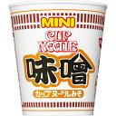 .【1ケース】 日清 カップヌードル 味噌 ミニ 15個 カップヌードル みそ