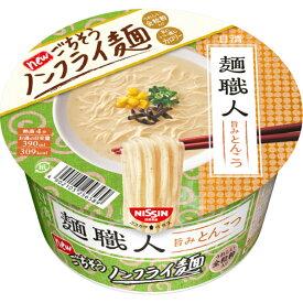 日清 麺職人 豚骨ラーメン 12個