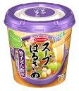 エースコック スープはるさめ 柚子ぽん酢味 1箱(6食入り)