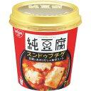 ◎日清 純豆腐 スンドゥブチゲスープ  1箱(6食入り)