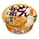 日清のどん兵衛 特盛かき揚げ天ぷらうどん 1箱(12個入り)