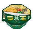 日清 ラ王 濃熟とろ豚骨 113g 1箱(12個入り)