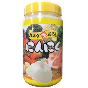 【冷蔵】カネク 生おろしにんにく 1kg 無塩 にんにく 業務用