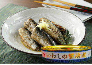 高木商店 いわし 醤油煮 国産 400g 鰯 缶詰