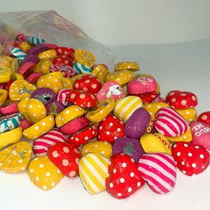 K'sCorporation ハートチョコ 1kg (約5.0g×200個入) 駄菓子 お菓子まとめ買い