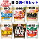 日清 カップヌードル ビッグ BIG 6種から選べる 12個セット(2個単位選択)