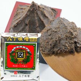 八丁味噌 カクキュー 国産大豆八丁味噌 銀袋 300g×10個【賞味期限2023年3月11日〜】