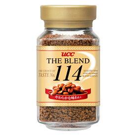 UCC ザ ブレンド 114 90g インスタントコーヒー 瓶