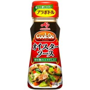 味の素 Cook Do オイスターソース プラボトル 110g 48個 (12×4B)