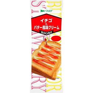 アヲハタ ヴェルデ ディスペンパック イチゴ&バター風味クリーム 13g×8本入 24個(6個×4箱) ZHT