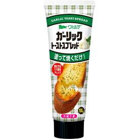 アヲハタ ヴェルデ ガーリックトースト スプレッド 100g 24本(8本×3箱) ZHT