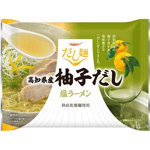 国分 tabete だし麺 高知県産柚子だし塩ラーメン