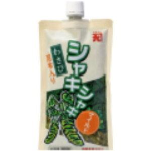 【冷凍】カネク シャキシャキわさびマイルド 昆布入り 300g×24個(24×1)