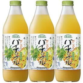 マルカイ 順造選 パイナップルジュース 1L×12本 (6本×2箱)