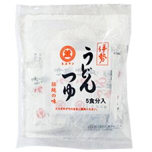 ミエマン 伊勢うどんのつゆ ミニパック 30ml×5袋 20袋