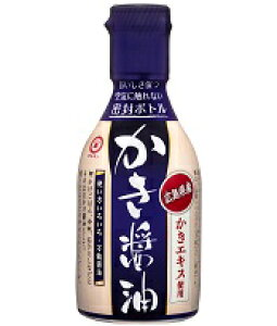 マルキン かき醤油 200ml×16本 ZTH