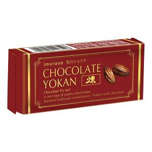井村屋 チョコレートようかん 煉 55g×96個 ZTHIT