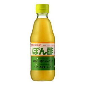 ミツカン ぽん酢 360ml×12 (12×1箱) ミツカン 市販用
