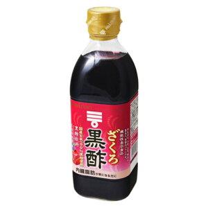 ミツカン ざくろ黒酢 500ml×6 (6×1箱) ミツカン 市販用 ZHT