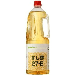 ミツカン 業務用 すし酢 27E 1.8L×6本 ZHT