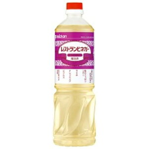 ミツカン 業務用 レストランビネガー 白ワインタイプ 1L×12本