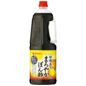 ミツカン 業務用 柑橘香る まろやかぽん酢 1.8L×6本