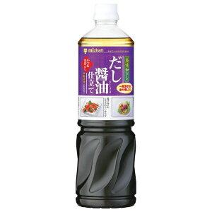 【月間優良ショップ】ミツカン 業務用 香味和ドレ だし醤油仕立て 1L×8本