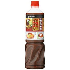 ミツカン 業務用 ぶっかけつゆ ジャージャー麺 1130g×8本