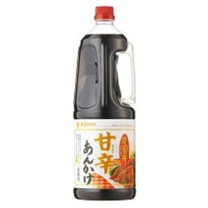 ミツカン 業務用 惣菜庵 甘辛あんかけ 2270g×6本